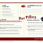 Author Study: Dav Pilkey