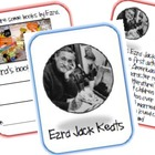 Author Study Folder: Ezra Jack Keats 