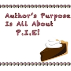 Author&#039;s Purpose Mini-Posters - P.I.E.