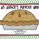 Author&#039;s Purpose PIEs