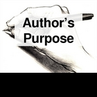 Author&#039;s Purpose PPT and Activity Lesson