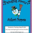 Author&#039;s Purpose Song: Reading Strategies