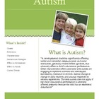 Autism Brochure for Teachers and Parents