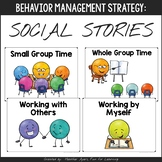 Social Stories for Classroom Management {Autism, ADHD, Spe