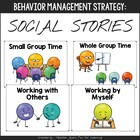 Autism: Social Stories for Classroom Management