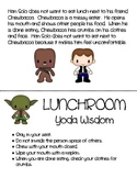 Autism/Asperger Classroom Management Power Cards - Star Wa
