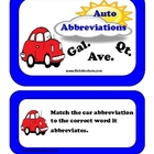 Auto Abbreviations