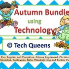 Autumn Bundle using Technology