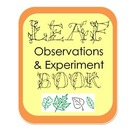Autumn Fall Leaf Observation & Experiment Inquiry Scientif