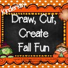 Autumn Fun I Can Draw I Can Write Fun Pack