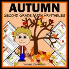 Autumn Fun Quick Common Core (2nd grade)
