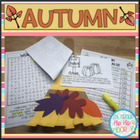 Autumn...Craft and Activities...Save My Ink