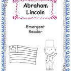 Awesome Abe- Emergent Reader