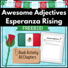 Awesome Adjectives (Esperanza Rising)