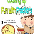 Third Grade Awesome Fractions (CCSS 3.NF)