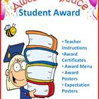 Awesome Sauce Student Award