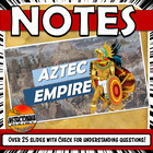 Aztec Powerpoint Rise and Decline of Aztecs