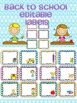 BACK TO SCHOOL labels editable