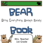 BEAR Communication Packet
