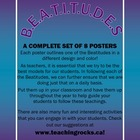 B.E.A.T.I.T.U.D.E.S - A Complete Poster Set! 8 Posters!