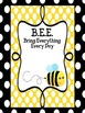 BEE binder editable