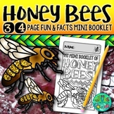BEES! {A booklet of activities celebrating honey bees}