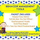 BEHAVIOR MANAGEMENT VISUALS (Great Tool for Working with C