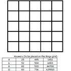 BINGO Metric Conversions