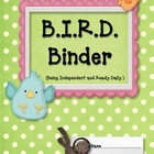 B.I.R.D. Binder Starter Kit