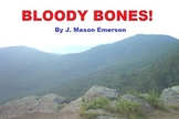 BLOODY BONES (HALLOWEEN GREAT, FUN READING, PRINTABLE WORK