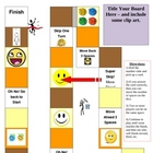 BOARD GAME TEMPLATE