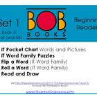 BOB Book Printables for Set 1, Book 5
