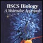 BSCS Biology Blue Version (2001) Brand New