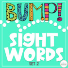 BUMP!  Let's Learn Words - Set 2