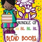 DIGRAPH AND BLEND BOOKS BUNDLE SET AND MORE (Over 100 pages!)