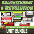 BUNDLE The Enlightenment and Revolution (World History) Co
