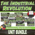 BUNDLE – The Industrial Revolution (World History)
