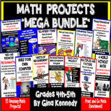 AN ENTIRE YEAR'S WORTH OF MATH ENRICHMENT PROJECTS, RIGORO