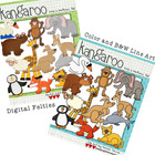 BUNDLED SET: Kangaroo Has a Mother, Too