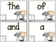 BUNDLED Sight Word Vocabulary Star: The First 600 Words