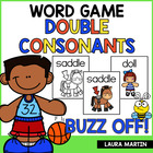 BUZZ OFF! Double Consonant Game