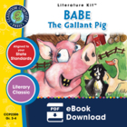 Babe: The Gallant Pig Gr. 3-4