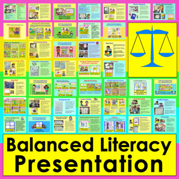 Balanced Approach to Literacy for the Primary Grades - PowerPoint