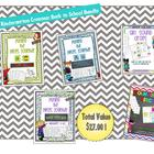 Back To School Bundle: Common Core Aligned