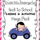 Back To School Lessons and Activities Mega Pack - Cruisin 