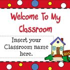 Back To School Open House Powerpoint Template