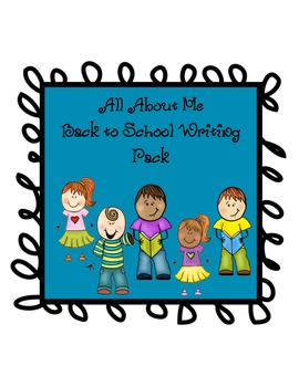 Back To School Creative Writing Pack