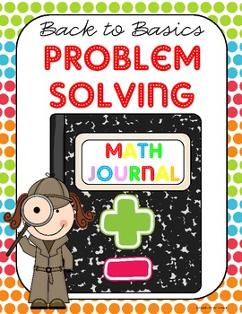 Back to Basics Problem Solving Unit