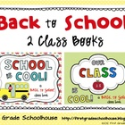 Back to School 2 Class Books