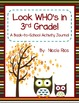 Back to School - 3rd Grade Activity Journal
